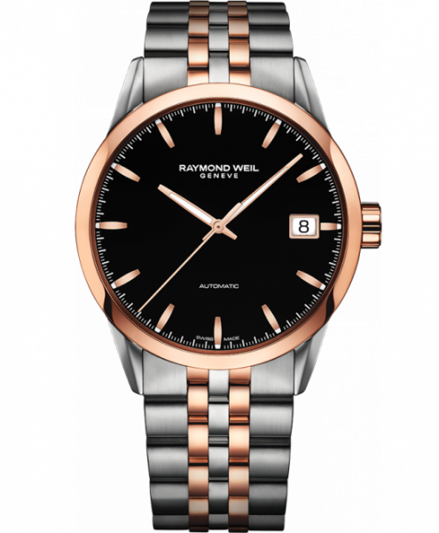 Herrenuhr Freelancer Bicolor 2740-SP5-20011 inkl. Lederband