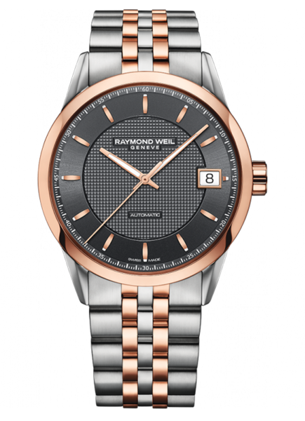 Herrenuhr Freelancer Bicolor 2740-SP5-60021 inkl. Lederband